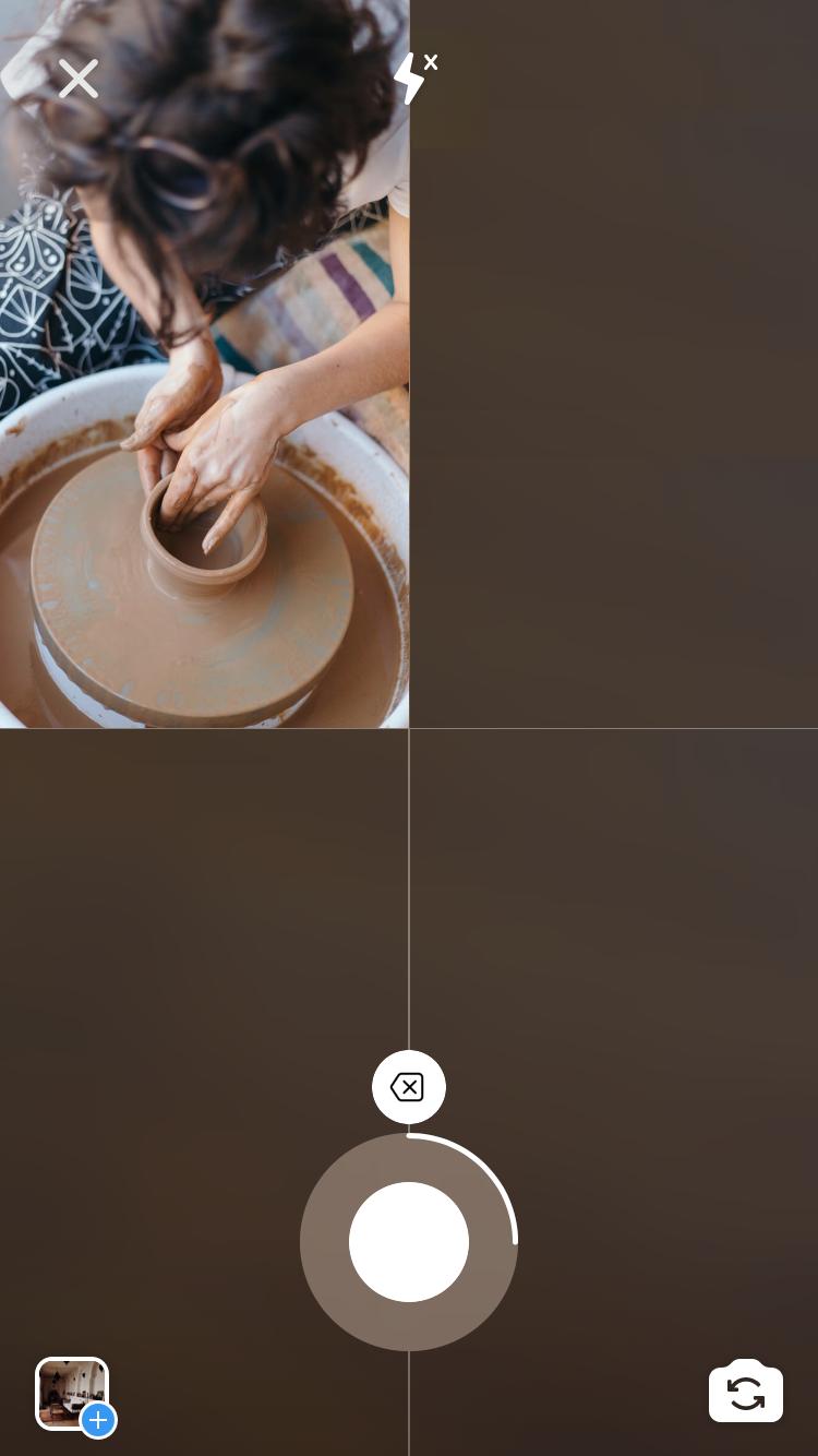 Mode de mise en page Instagram