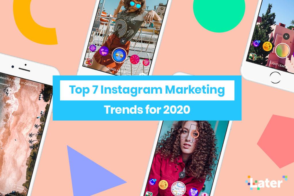 tendances marketing instagram 2020