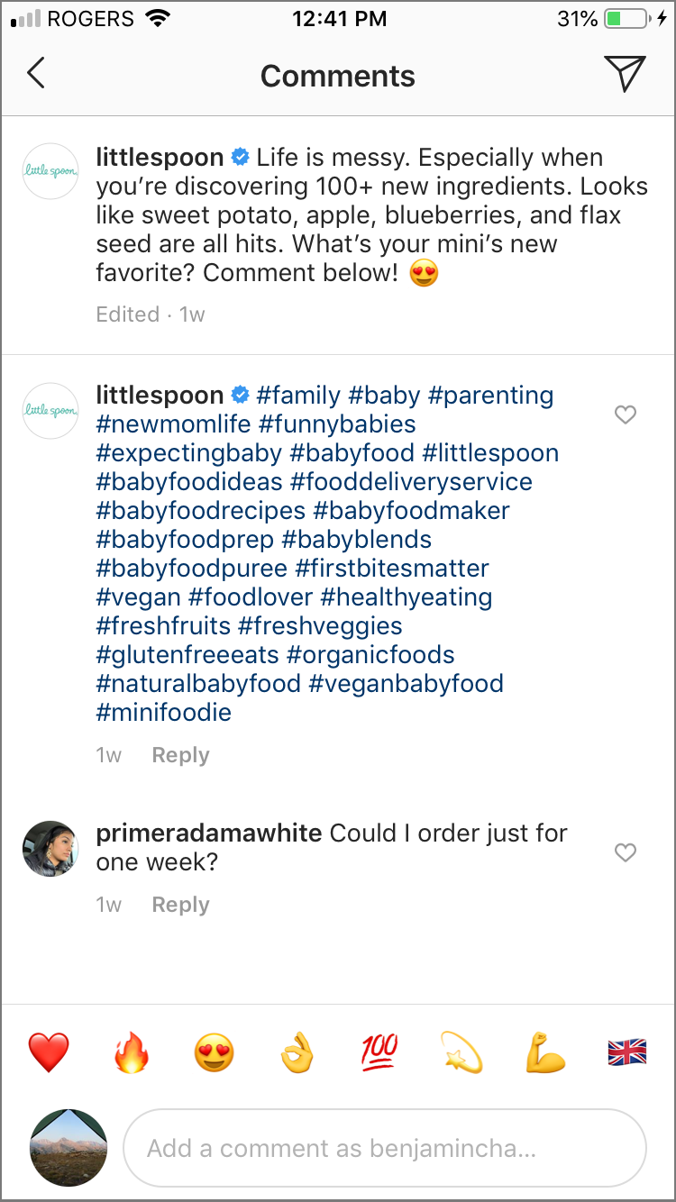 hacks de hashtag instagram: hashtags pertinents