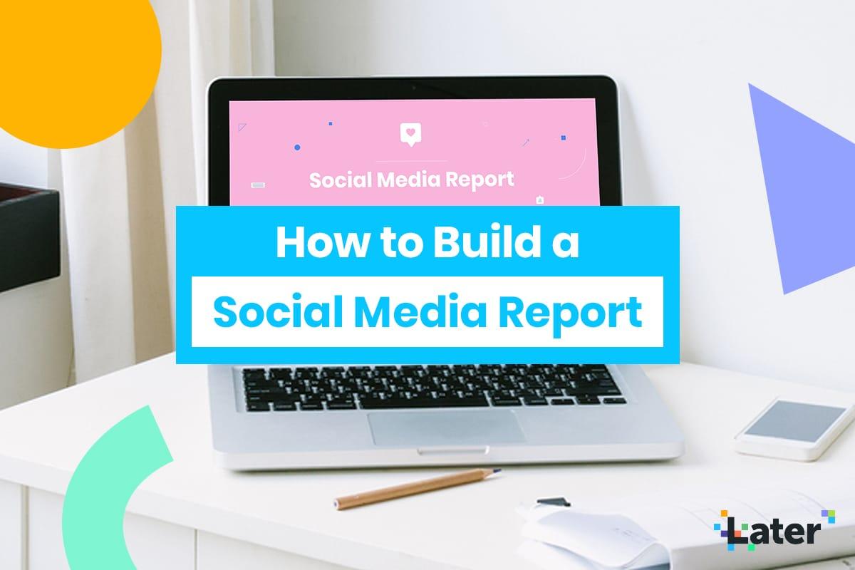 rapport sur les réseaux sociaux